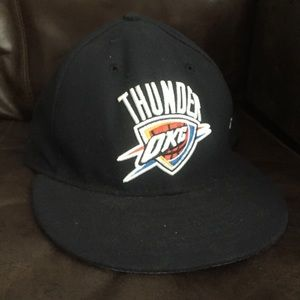 New Era Accessories - OKC Thunder 💙⚡️ Flat-Bill Hat